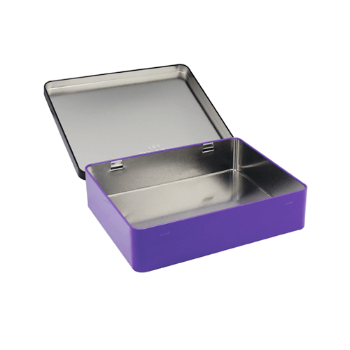 TW7101 003 - Rectangular Tin Box
