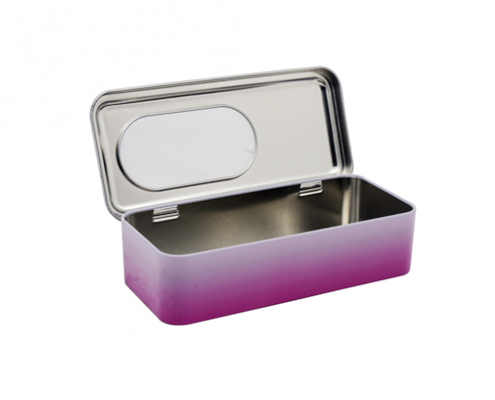 Candy Metal Tin Box