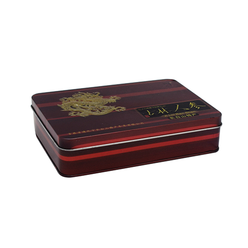 TW7108 001 - Rectangular Tin Box