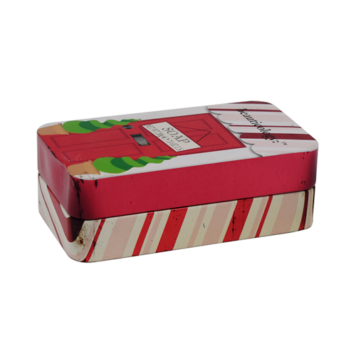 TW7109 001 - Custom Small Tin Box with Lid For Candy Packaging Ideas