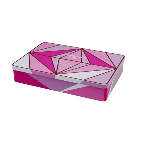 TW783 1 001 - Rectangular Tin Box