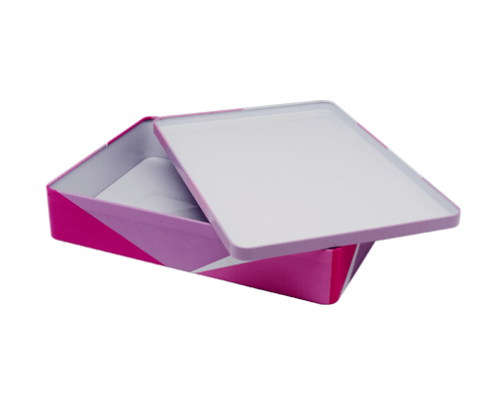TW783 1 002 495x400 - Custom Rectangular Tin Cookie Containers For Cosmetic Packaging