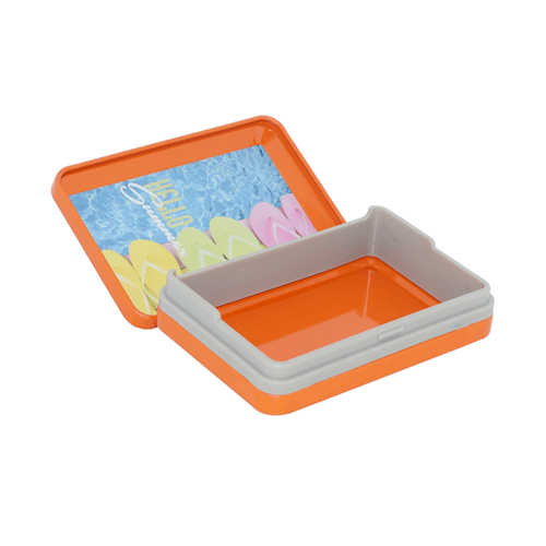 TW901 0032 - Rectangular Tin Box