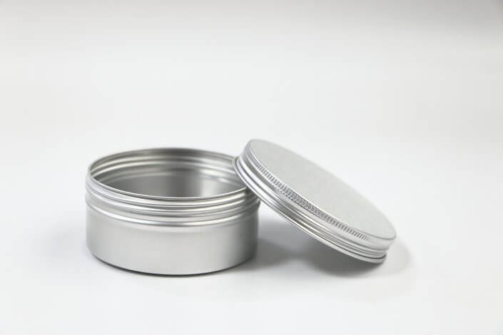 YX AL242 705x470 - Round Small Metal Storage Containers With lids For Packaging