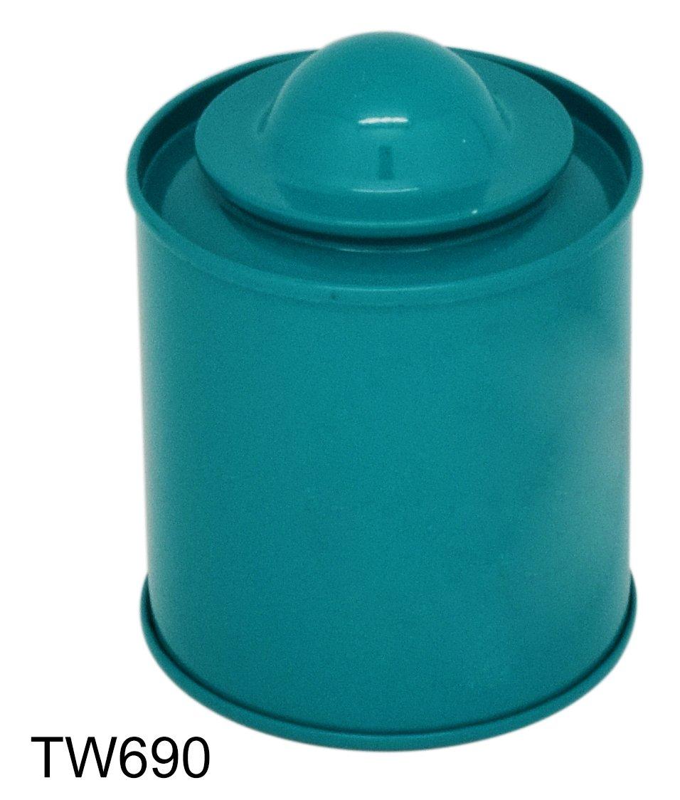 DSC 0204 - Small Mini Tea Tin Box With Special Lid