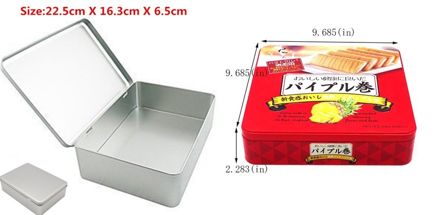 Biscuit Tin box size - All You Need to Know About Biscuit Tin Box