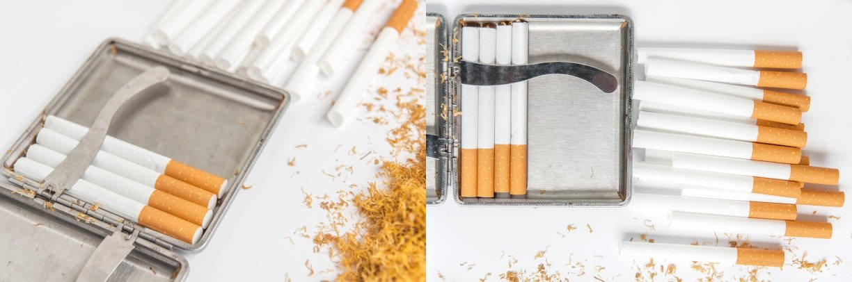 Custom Cigarette Tin Case - Why Did People Use Cigarette Tin Cases?