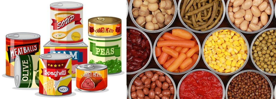 Flexible Packaging - How to Choose Suitable Food Tin Containers for Food Packaging?