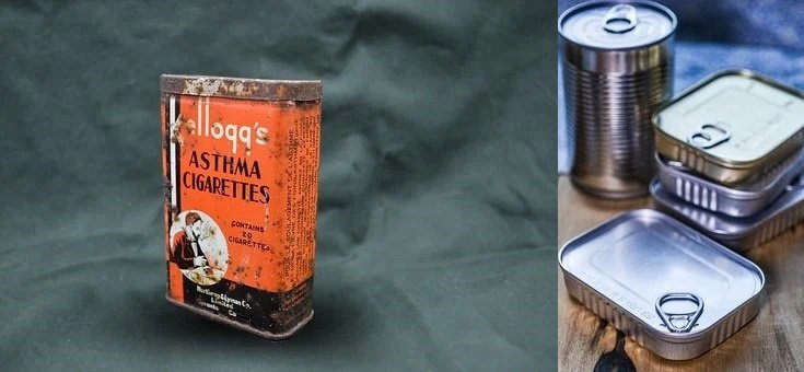 How long do canned foods remain edible - How to Choose Suitable Food Tin Containers for Food Packaging?