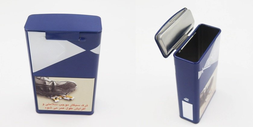 How to choose Cigarette Tin Cases - Why Did People Use Cigarette Tin Cases?