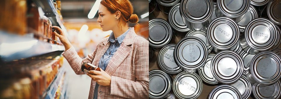 How to choose Food Tin - How to Choose Suitable Food Tin Containers for Food Packaging?