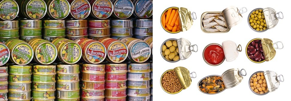 How to determine the possible deterioration of tin filled food - How to Choose Suitable Food Tin Containers for Food Packaging?