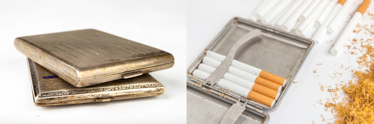 The History of Cigarette Tin Case - Why Did People Use Cigarette Tin Cases?