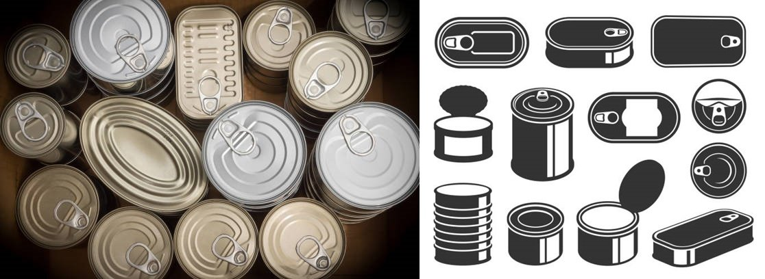 What are the packaging materials used for food - How to Choose Suitable Food Tin Containers for Food Packaging?
