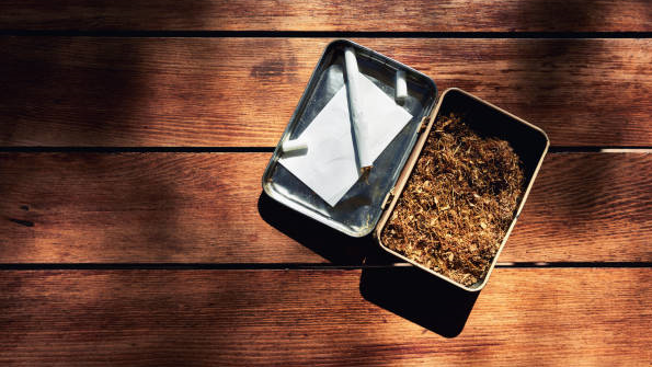 What is a Cigarette Tin Case - Why Did People Use Cigarette Tin Cases?