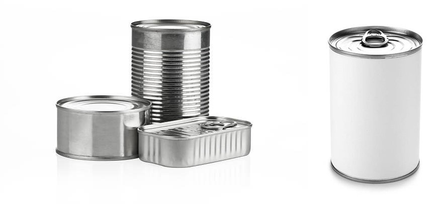 Whats The History of Food Tin - How to Choose Suitable Food Tin Containers for Food Packaging?
