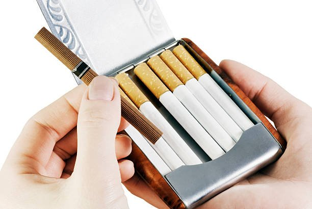 Why Did People Use Cigarette Tin Cases - Why Did People Use Cigarette Tin Cases?