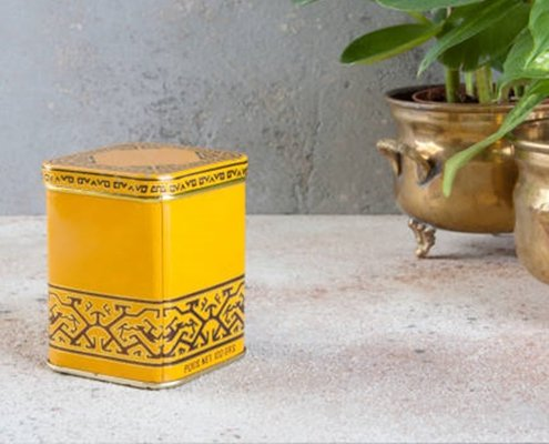 Why Do You Need a Tea Tin Storage To Store Tea 495x400 - All You Need to Know About Tin Can Packaging